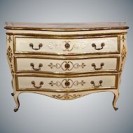 Italian 18th Century Bombe Commode