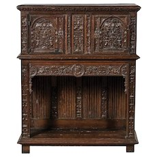 French 16th Century Renaissance Cabinet
