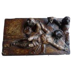 Spanish 16th Century Panel