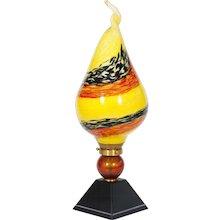 Italian Table lamp in Murano Glass, 1980s