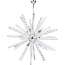 Italian Murano Glass Sputnik Chandelier, Camer Glass 1970s