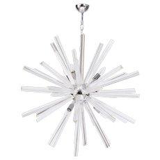 Italian Murano Glass Sputnik Chandelier, Camer Glass 1970s