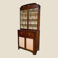 19th Century Secretaire Bookcase