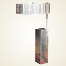 Mid-Century Constructivist Style Table Lamp in the Manner of Kurt Versen