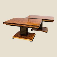 "Pair of Otto Wretling ""Idealbordet"" Adjustable Tables"