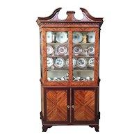Dutch Display Cabinet