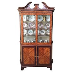 Dutch Display Cabinet