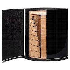A Contemporary Lacquer Cabinet