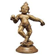 Bala Krishna (Ladoo Gopal), Orissa, India, circa 16th century