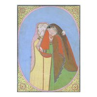 Nayika Bhed, Mugdha: Navala Vadhu (The Newly Wedded)