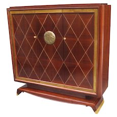 Art Deco cabinet by Jean Desnos
