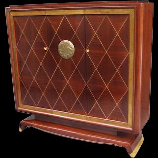 Art Deco cabinet by Jean Desnos