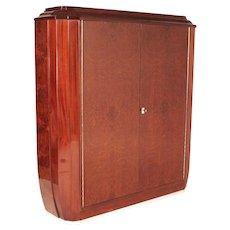 Art Deco Cabinet by Pierre Paul Montagnac