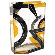 Art Deco Vase by Karl Palda
