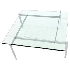 Poul Kjaerholm PK 61 Sofa table, E, Kold Christensen