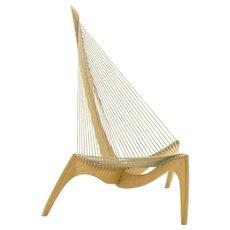 Harp Chair by Jorgen Hovelskov, Denmark, 1960s