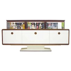 Rosewood Sideboard With Electric Bar 1970´s - James Bond 007