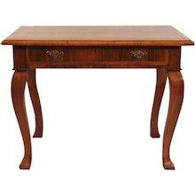 Queen Anne 18th Century Walnut Side Table
