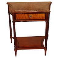 Northern European Neoclassical Side Table