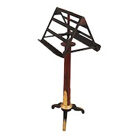 French Empire Duet Music Stand
