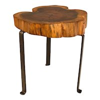 Rosewood Salon Table