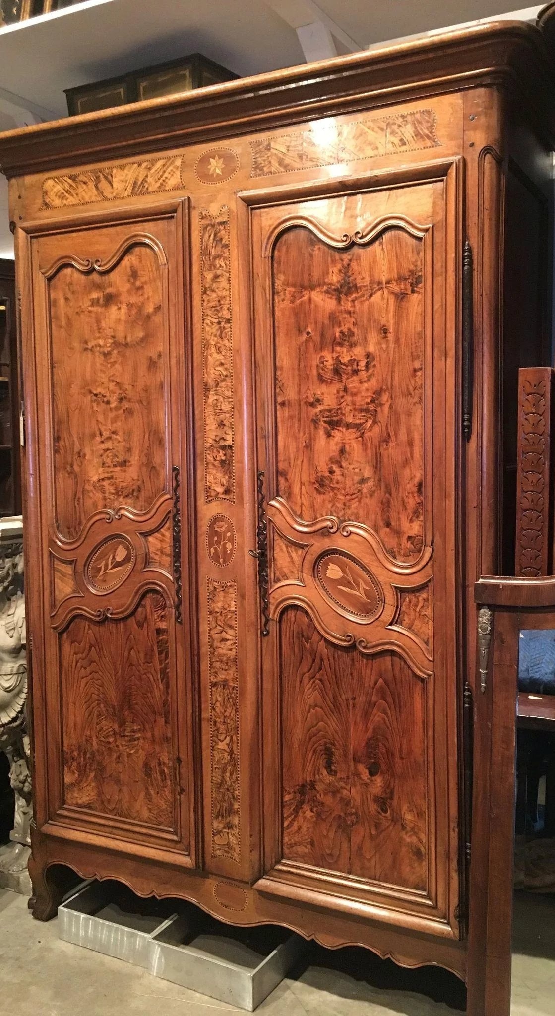 18th Century French Armoire Kipper Designs Rubylux