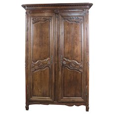 Late 1700s French Armoire