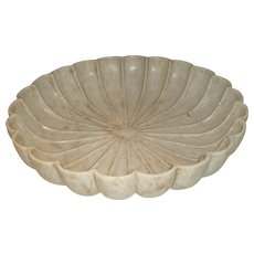 Scalloped Bowl or Basin
