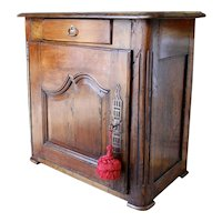 Louis XV Walnut Small Cabinet
