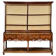 George II  Period Welsh Dresser
