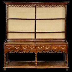 George II  Period Welsh Dresser