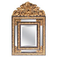 Flemish Baroque Style Cushion Mirror