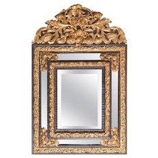 Flemish Baroque Style Cushion Mirror