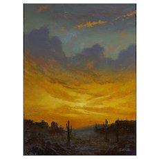 Arizona Brilliance, Sunset
