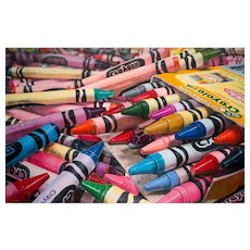 The World of Crayons
