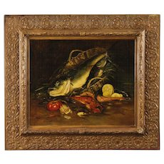 19th Century French Still Life Painting