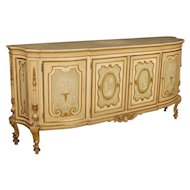 20th Century Italian Lacquered Sideboard