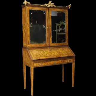 18th Century Louis XVI Antique Italian Trumeau