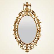 George III Carton Pierre Mirror