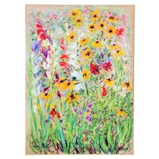 Paul Lucien Maze – Field Flowers