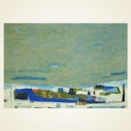 Fletcher Benton – Untitled