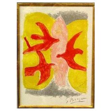 Georges Braque – Untitled