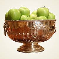 Queen Anne Style Punchbowl from Mappin & Webb