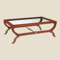 Chappell & McCullar Contemporary Classics – Christophe Low Table