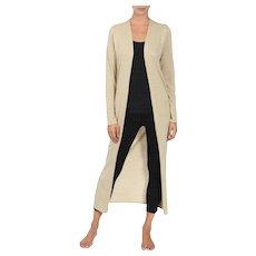 Lurex Cardi Coat