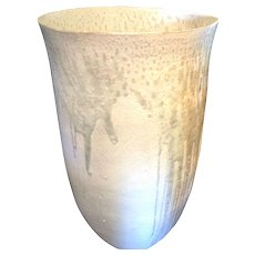 Artisan Grand Scale Stoneware Vessel