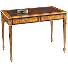English Writing Table in the French Taste