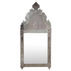 19th Century Venetian Mirror