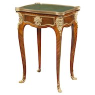 French 19th Century Occasional Table