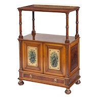 19th Century English Cabinet by Gillows